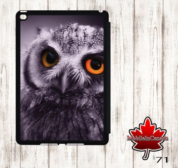 iPad cover Case stand smart leather flip ipad 2 3 4 air 1 2 3 mini 1 2 3 4 owl by MobileInCanada on Etsy