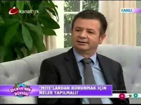 """KanalTürk- Derya Baykal ile """"Derya'nın Dünyası"""" Programı http://www.cocukalerjisiuzmani.com.tr/"""