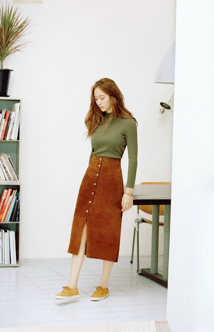 f(x) Krystal - Nylon Magazine October Issue '15
