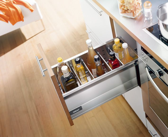 1000 images about blum on pinterest under sink kitchen for Herrajes para cocina