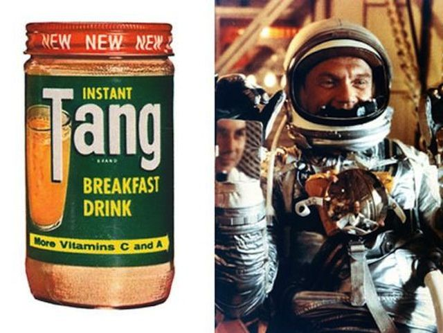 early astronaut food - photo #9