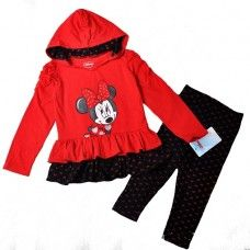 Minnie Mouse Bows Legging Set  $23.50 + $7.84 Postage!  Shop it Here > http://www.babyluscious.com.au/characters/minnie-mouse%20/minnie-mouse-bows-legging-set