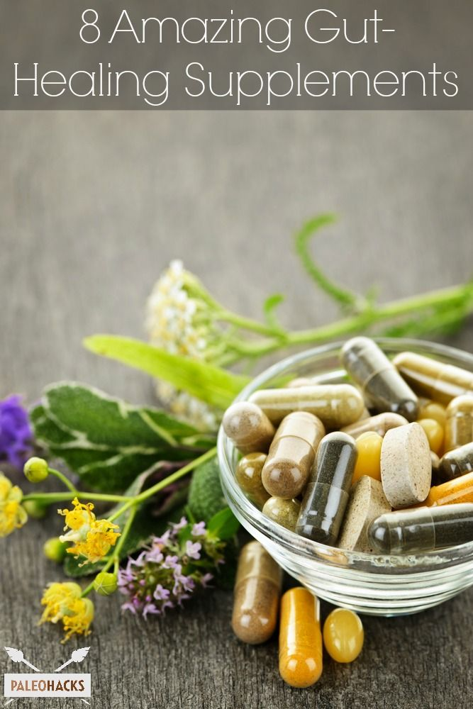 8 Amazing Gut Healing Supplements - Paleohacks