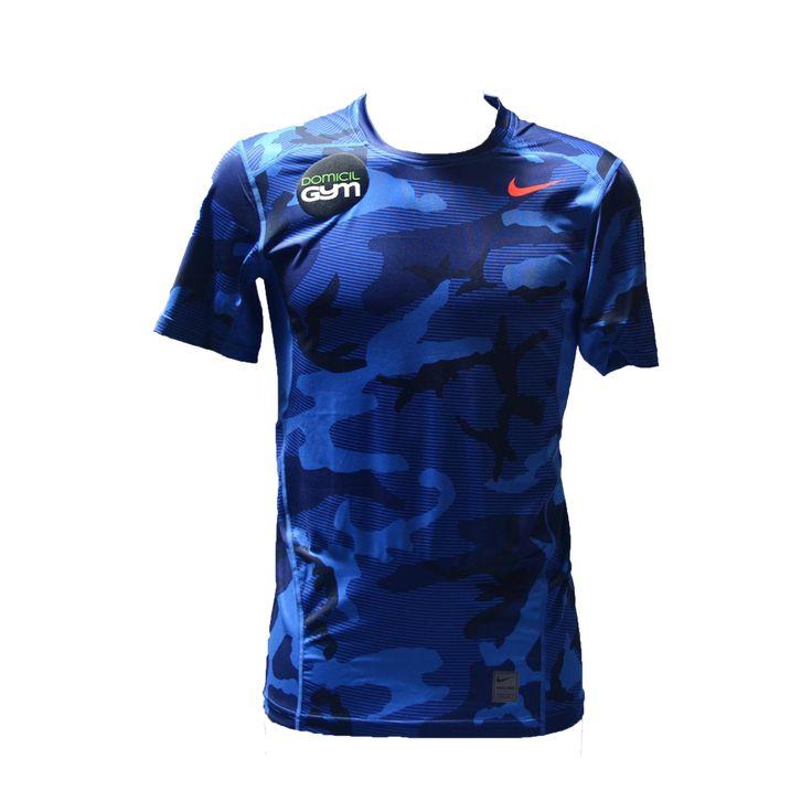 Lumière sur... Notre T-Shirt Nike Pro Camouflage  #tshirt #teeshirt #tshirts #teeshirts #homme #hommes #niketshirt #nike #niketeeshirt #nikepro #nikebleu #tshirtbleu #teeshirtbleu #vetement #vetements #vêtement #vêtements #vetementhomme #vêtementhomme #mode #sport #vêtementsport #vetementsport #leggingsport #boutique #activitésportive #gym #activitesportive #fitness #fitlife