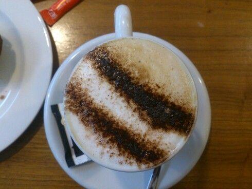 #VidaeCaffe ritual. Mocha caffe #coffeeology #vidaecaffeaddict