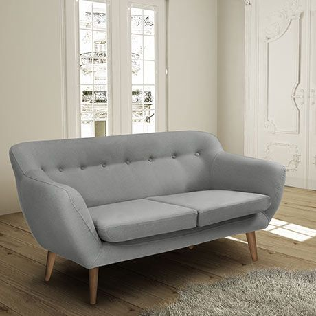 jen sofa grey by jalouse maison monoqi seating pinterest armchairs grey and sofas. Black Bedroom Furniture Sets. Home Design Ideas