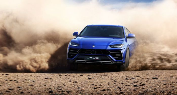 Finally! Lamborghini Urus Launched In India At Rs 3 Crore