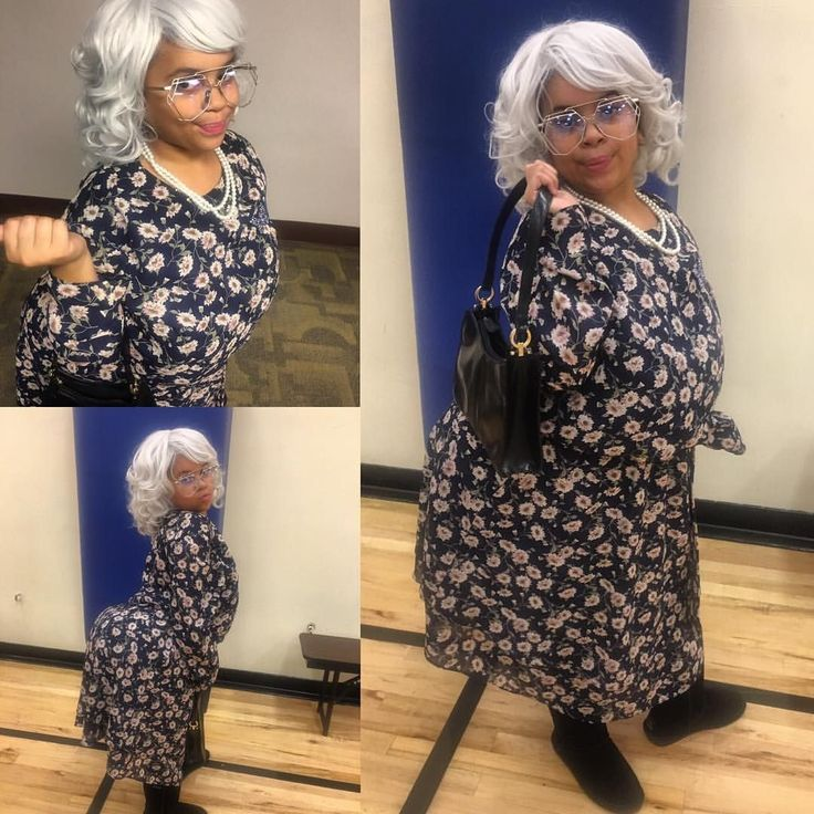 Madea in the hoooouse!! MadeaBoo tylerperry madea