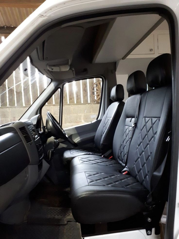 12 Besten Mercedes Sprinter Van Conversion By VanLife Ltd Bilder