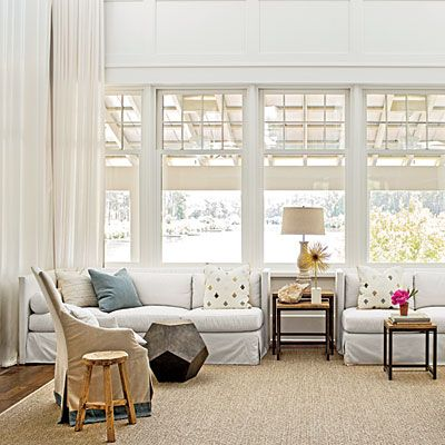 """Living Room: The Details 