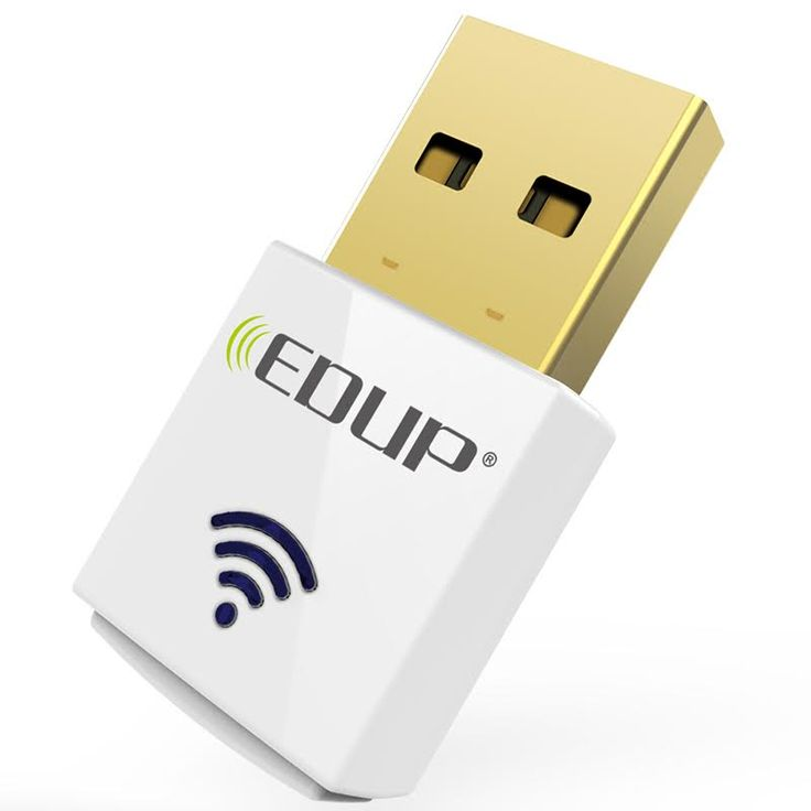 EDUP 11AC 600Mbps Dual Band Wireless USB WiFi Adapter Dongle Win / Mac / Linux $23.99