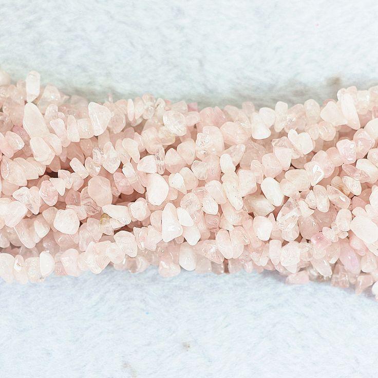 """Trouver plus Perles Informations sur Belle rose 5   7 mm irrégulière gravier perles livraison gratuite bricolage bijoux pour femmes perles en vrac 35 """" B527, de haute qualité gâteau bracelet, bracelet chaîne Chine Fournisseurs, pas cher Bracelet drôles de huanhuan Jewellery Trading Co., Ltd. sur Aliexpress.com"""