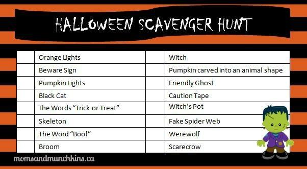 halloween-scavenger-hunt: Halloween Scavenger Hunt, Printable Halloween, Scavenger Hunts, Halloween Fall, Fall Halloween, Hunt'S, Halloween Party, Halloween Ideas