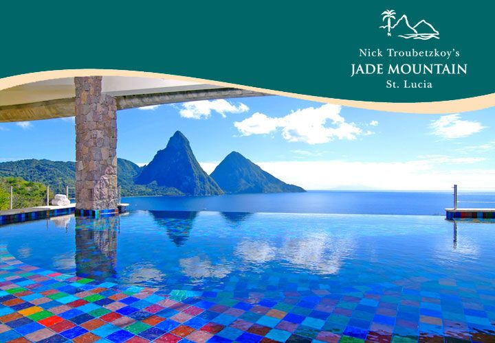 Jade Mountain, St Lucia: Jademountain, Jade Mountain, St Lucia, Resorts, Places, Travel, Infinity Pools