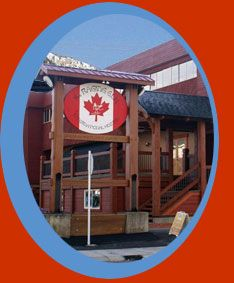 Raging Elk Hostel is in the centre of Fernie a short walk away from the bars and night life on 2nd Avenue. Ideal short term lodgings for the budget minded seasonaires. A morning shuttle picks up from the doorstep.