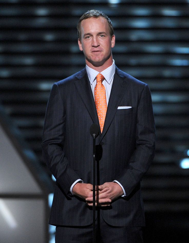 peyton manning pictures | Peyton Manning Photos - The 2012 ESPY Awards - Show - Zimbio