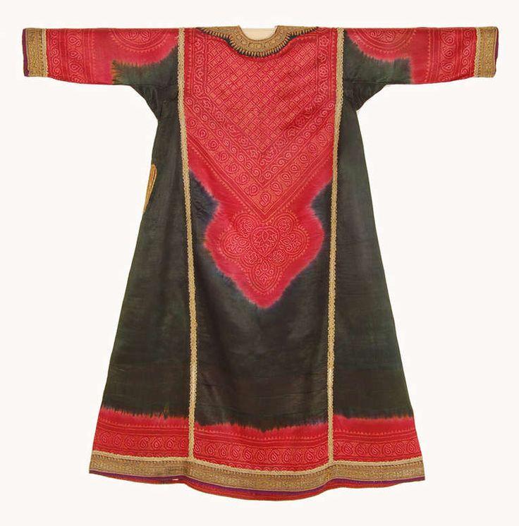 Bandhani Silk Aba