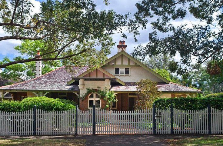 Federation home, Sydney Australia #architecture #houses #housing #australia
