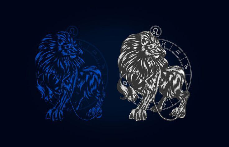 Illustrations pour T-shirts des signes du zodiaque