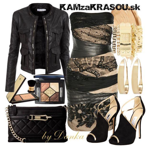 Nie len na večernú párty! - KAMzaKRÁSOU.sk #kamzakrasou #sexi #love #jeans #clothes #coat #shoes #fashion #style #outfit #heels #bags #treasure #blouses #dress