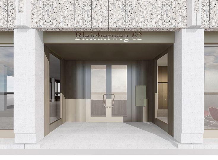 Michael Meier und Marius Hug Architekten AG - Bleicherweg / Zürich