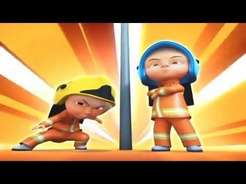 Upin & Ipin -  Sedia menyelamat [CLEAR VIEW]