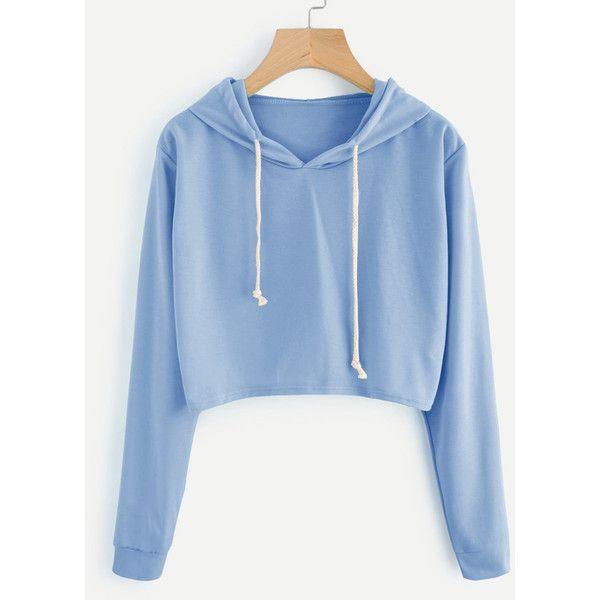 Womens Hoodie Sweater Floral Vintage Crop Top Sweatshirt Lumbar Sweatshirt Cropped Hoodie