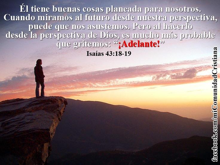 Isaias 43 18:19