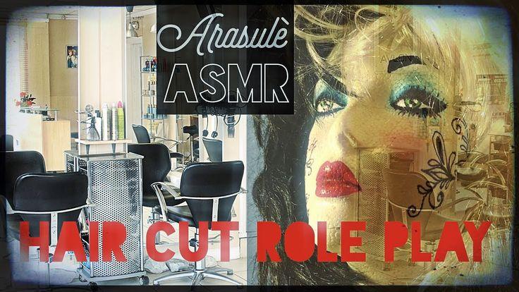 ✂️ Hair Cut ROLEPLAY ✂️ Spiego cos'è l' ASMR a Cesira mentre le taglio i capelli 💇🏻 [ASMR] https://www.youtube.com/watch?v=4yUN4ykVIOM