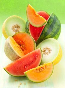 Freezing Melons (Cantaloupe, Crenshaw, Honeydew, And Watermelon) |