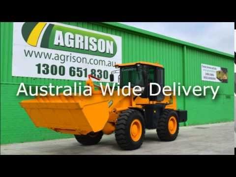 Agrison Wheel LOADER TX936 CUMMINS POWERED