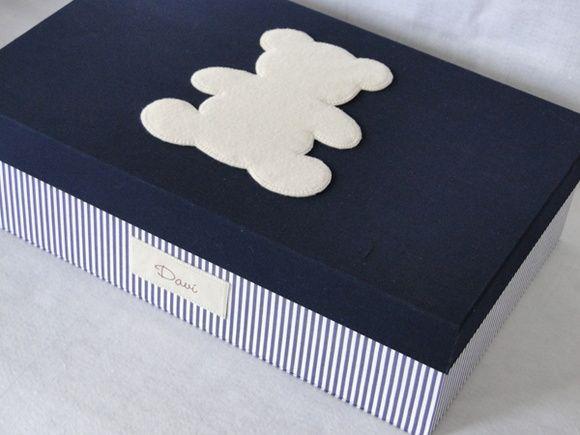 Caixa Maternidade Grande Urso