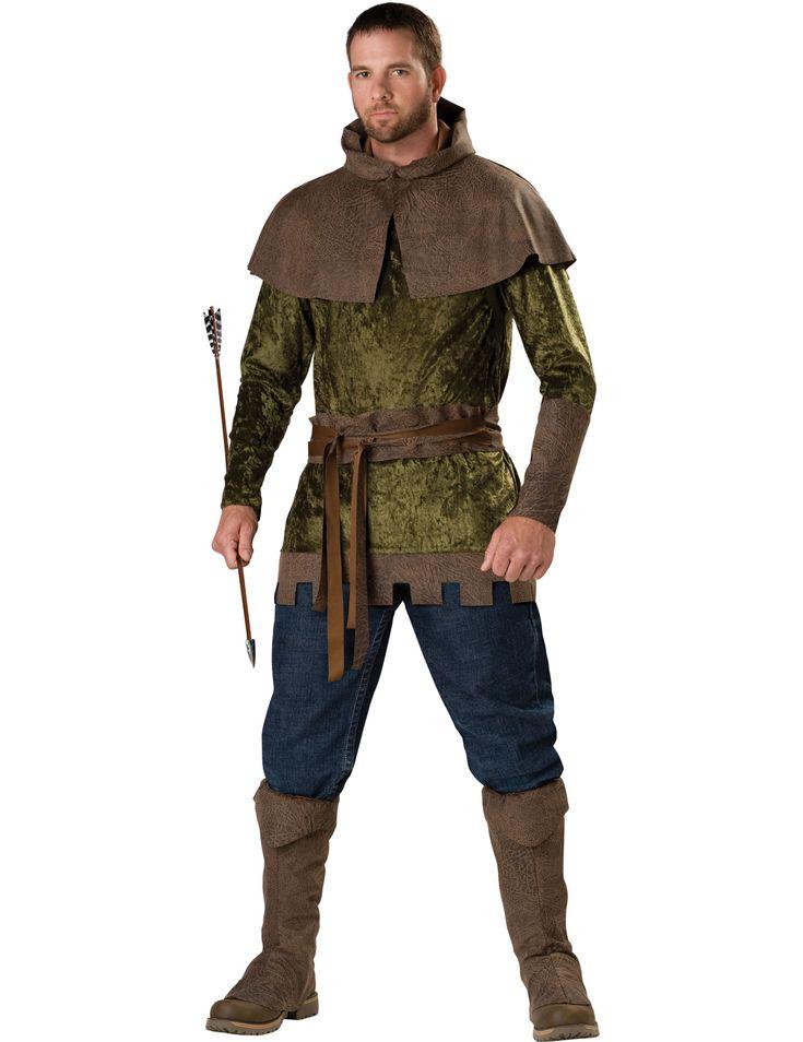 De leukste carnavalskleding voor mannen kunt u bestellen bij Vegaoo.nl! Bestel nu jouw Robin Hood verkleedkleding tegen de beste prijs