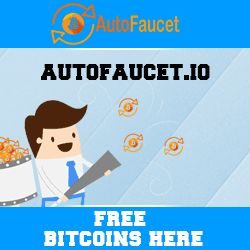 AutoFaucet | The first bitcoin faucet with auto claim function