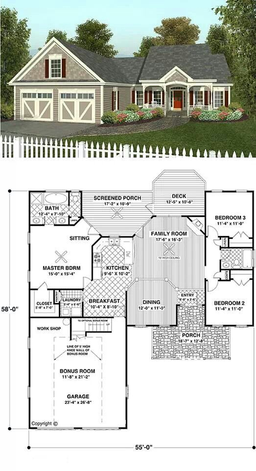 153 best Ranch style homes images on Pinterest | Home ideas, Ranch ...