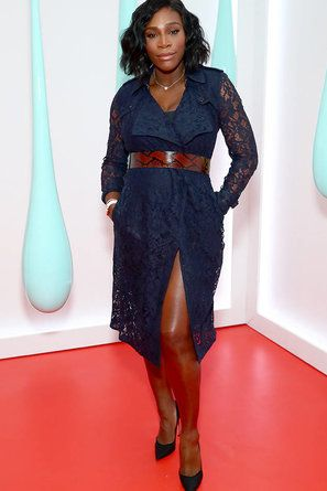Serena Williams   - Serena Williams' Most Adorable Pregnancy Style Moments