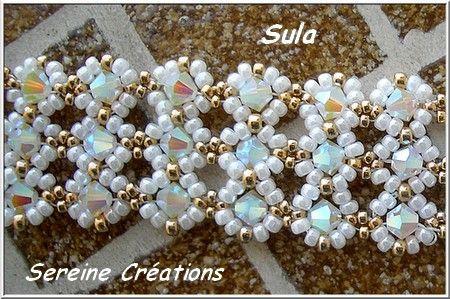 Toujours sans prise de tête ;-) - Cartons, perles et tissus... dans le désordre!      sula sereine creations
