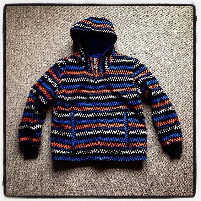 """1960s Ski Jacket @somebodyandsons #skiing #1960s #jamesbond #zigzag"" Photo taken by @somebodyandsons on Instagram, pinned via the InstaPin iOS App! http://www.instapinapp.com (03/23/2016)"