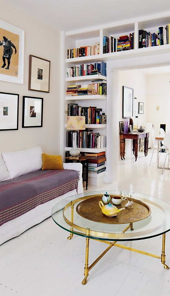 Library | Style at Home