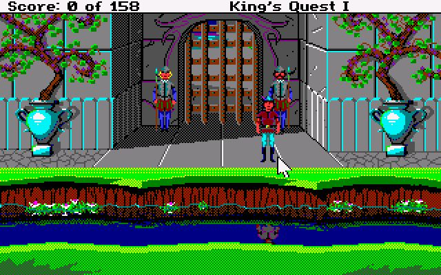 Kings Quest 1 (SCI): Quest for the Crown