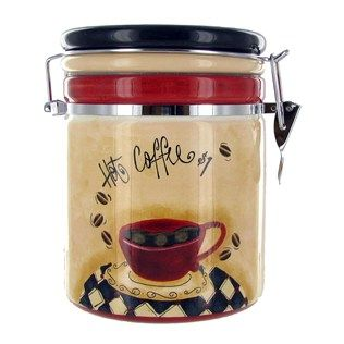 I So Love This. Now In My Diannau0027s Kitchen!! Nostalgic Coffee Clip Top