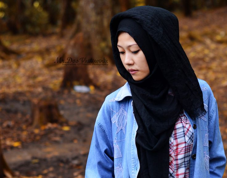 This is style hijab