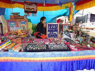 DaintyLou: Hippy Market