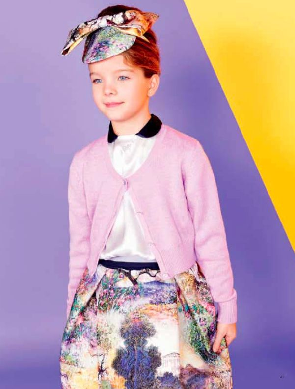 MONNALISA – FALL/WINTER – 2016 | Kid Style/Designer Trends