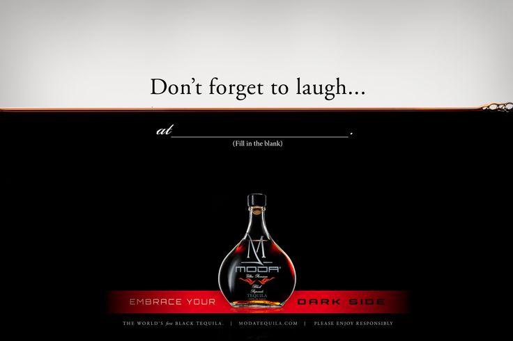 Tequila Negro / Moda Tequila