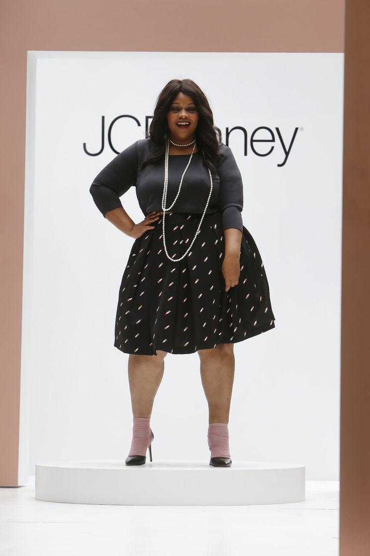 Jcpenney wedding dresses plus size   best Plus Size Fashion Favs images on Pinterest  Plus size