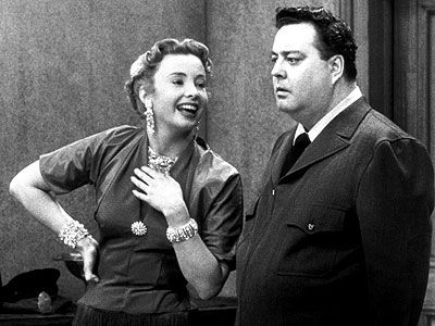 Alice and Ralph - The Honeymooners. (Love Audrey Meadows so much!)