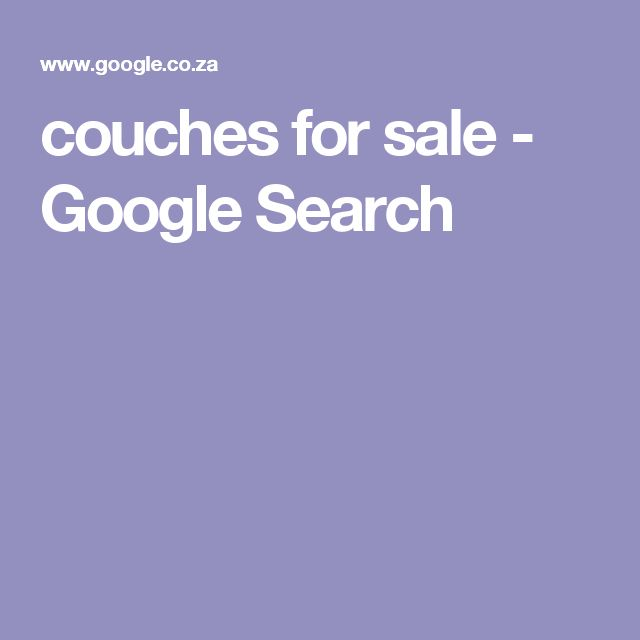 couches for sale - Google Search