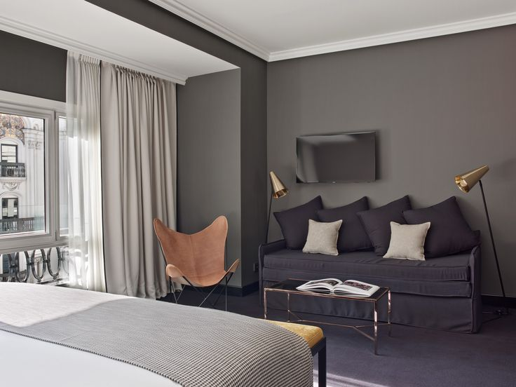 Junior Suite | Luxury Suites Madrid | The Principal Madrid