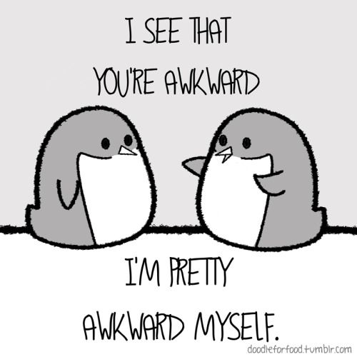 Let's be awkward together DR SUESS quote mutual weirdness is love